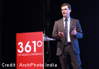 361° International Design Conference in Mumbai
